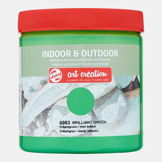 Art creation Briljantgroen - Indoor & Outdoor - 250 ml