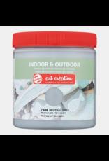 Art creation Neutraal grijs - Indoor & Outdoor - 250 ml