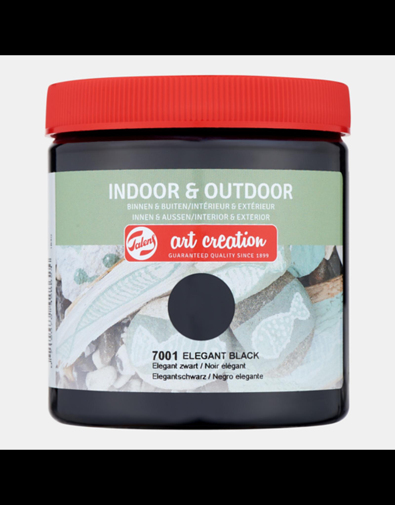 Art creation Elegant zwart - Indoor & Outdoor - 250 ml