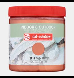 Art creation Warm koper - Indoor & Outdoor - 250 ml