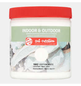 Art creation Katoenwit - Indoor & Outdoor - 250 ml