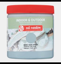 Art creation Saliegroen - Indoor & Outdoor - 250 ml