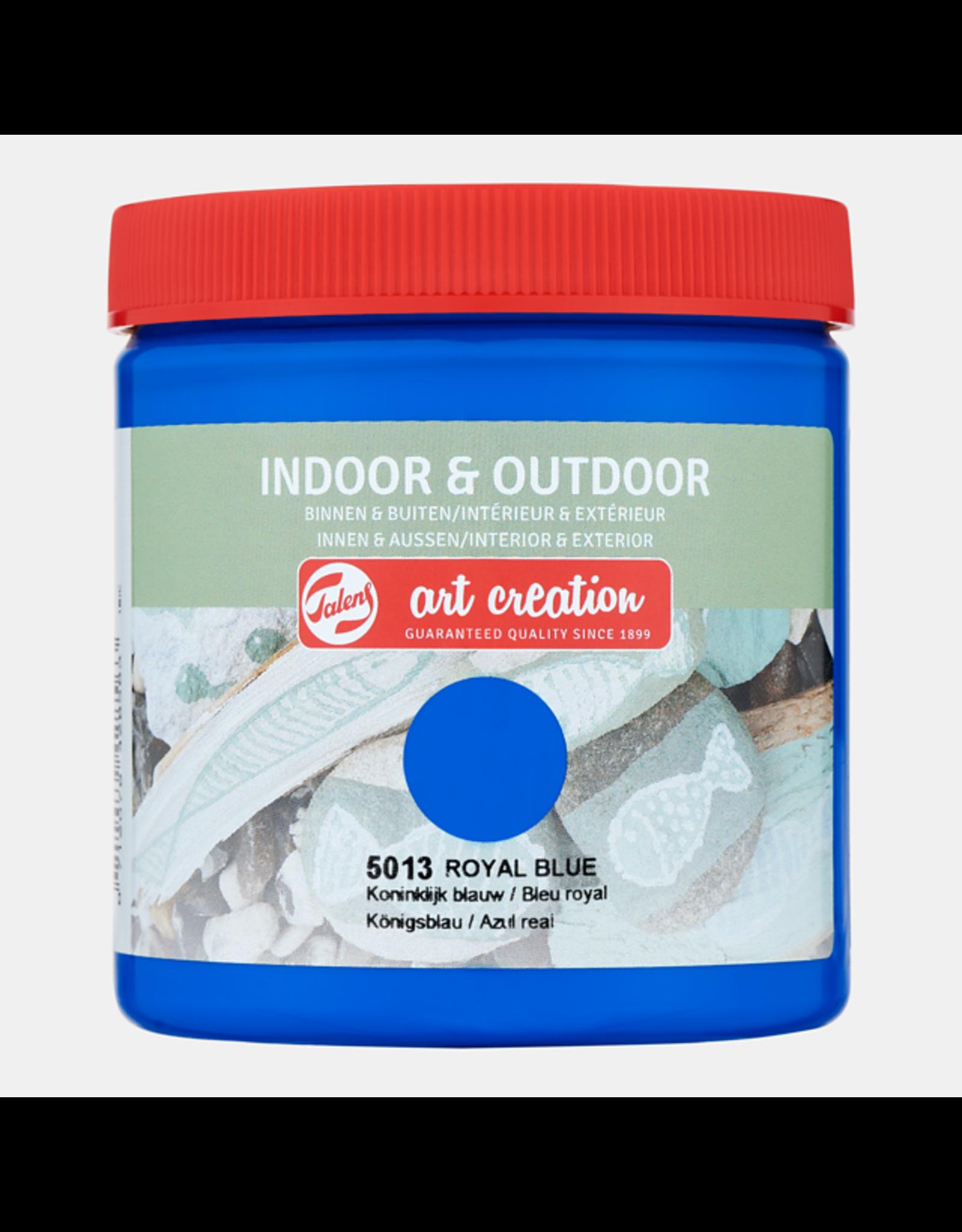 Art creation Koninklijk blauw - Indoor & Outdoor - 250 ml