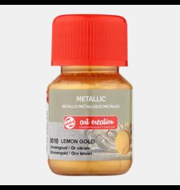 Art creation Citroengoud - Metallic - 30 ml