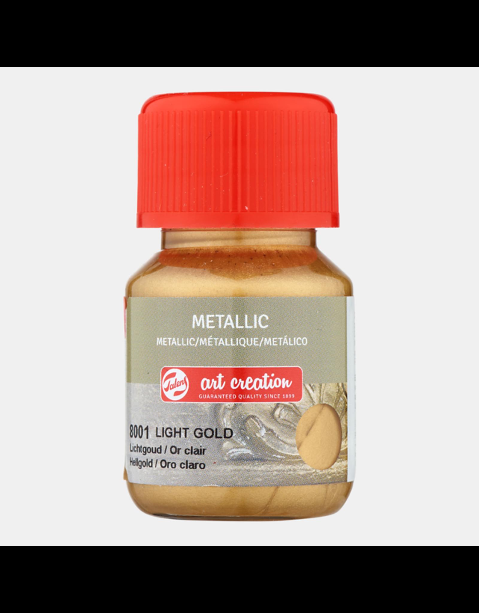 Art creation Lichtgoud - Metallic - 30 ml