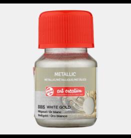 Art creation Witgoud - Metallic - 30 ml