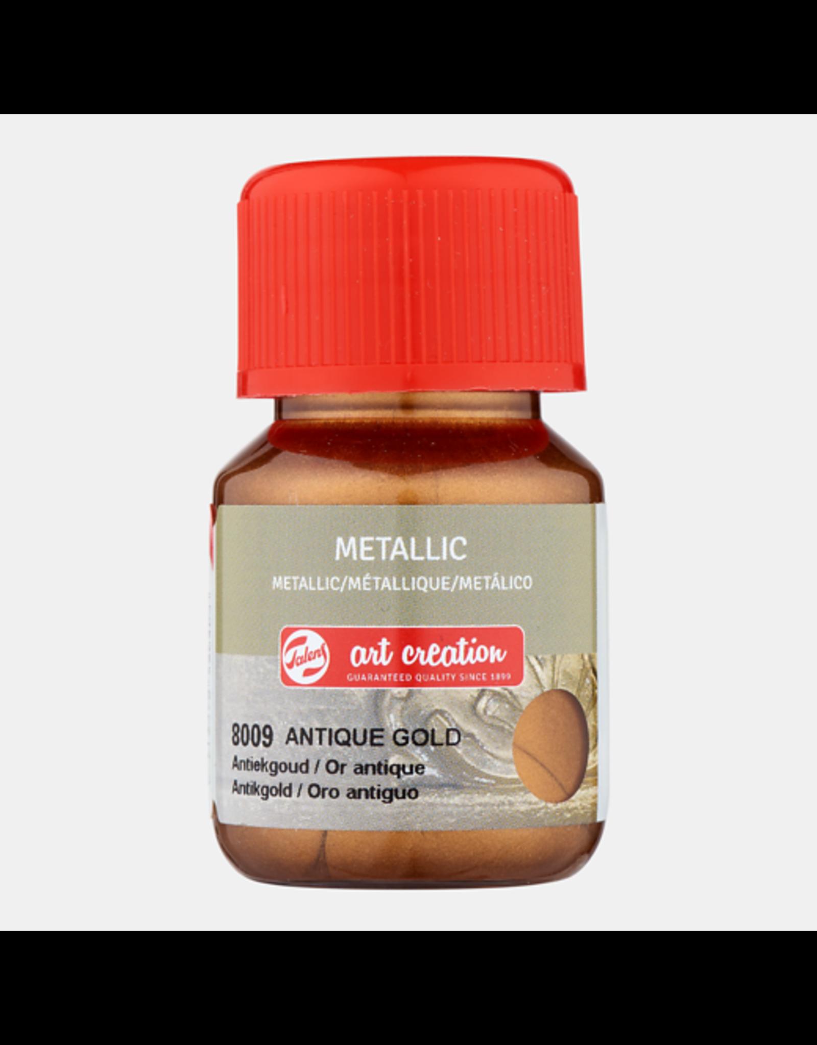 Art creation Antiekgoud - Metallic - 30 ml