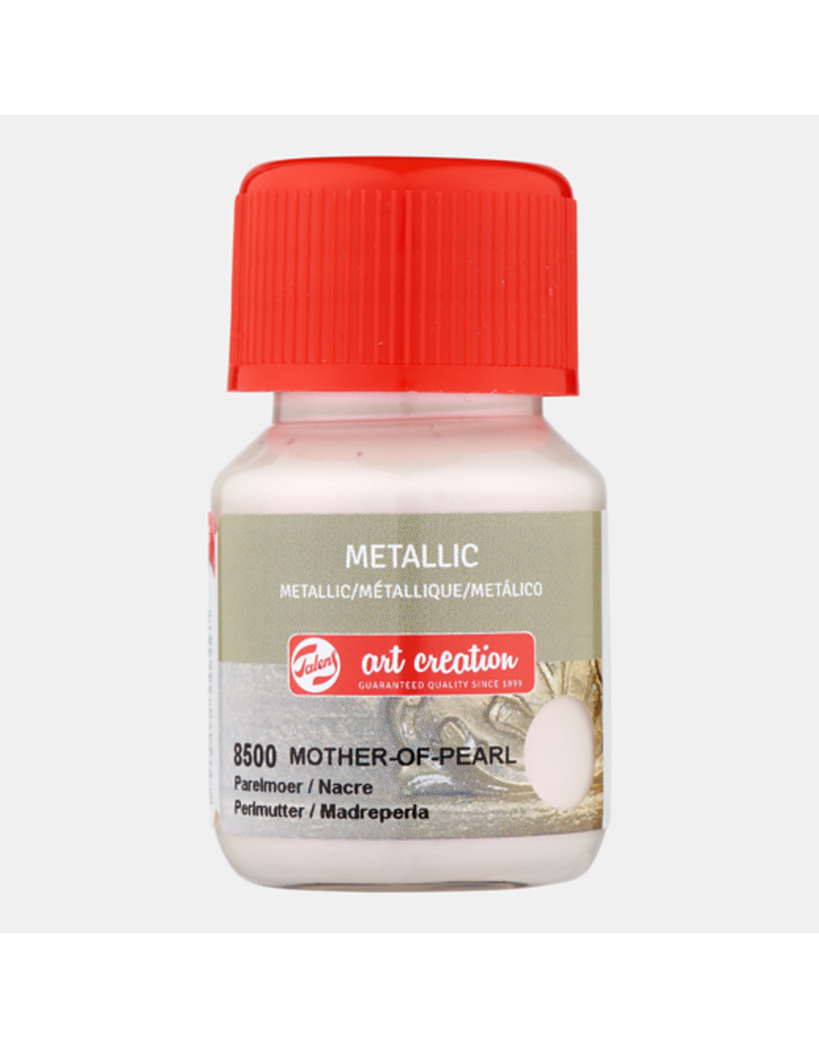 Art creation Parelmoer - Metallic - 30 ml
