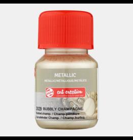 Art creation Bubbelend champagne - Metallic - 30 ml