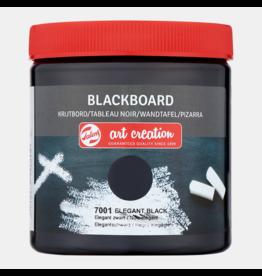 Art creation Elegant zwart - Blackboard - 250 ml