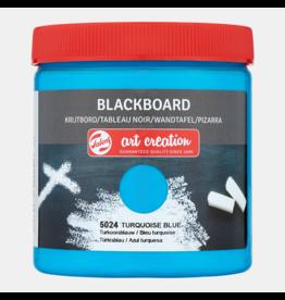 Art creation Turkooisblauw - Blackboard - 250 ml