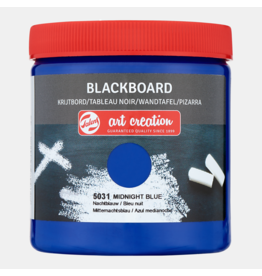 Art creation Nachtblauw - Blackboard - 250 ml