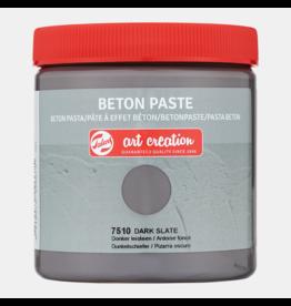 Art creation Donker leisteen - Beton Paste - 250 ml