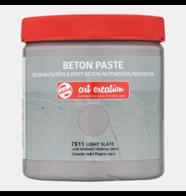 Art creation Licht leisteen - Beton Paste - 250 ml