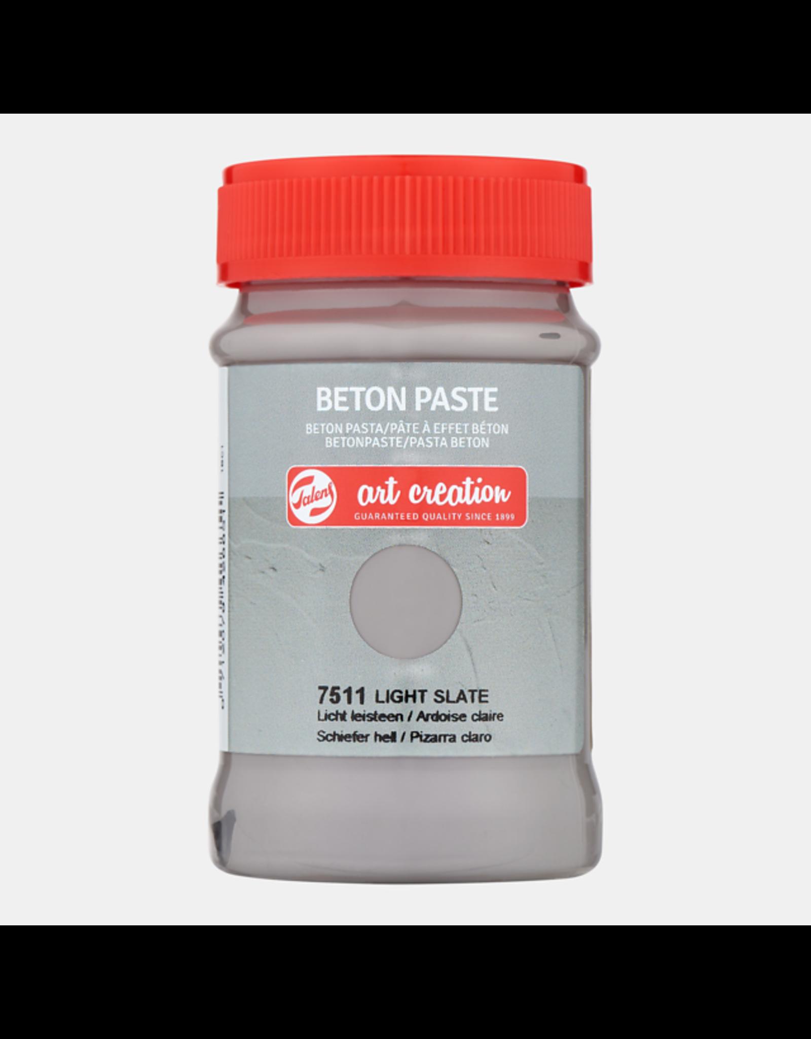 Art creation Licht leisteen - Beton Paste - 100 ml