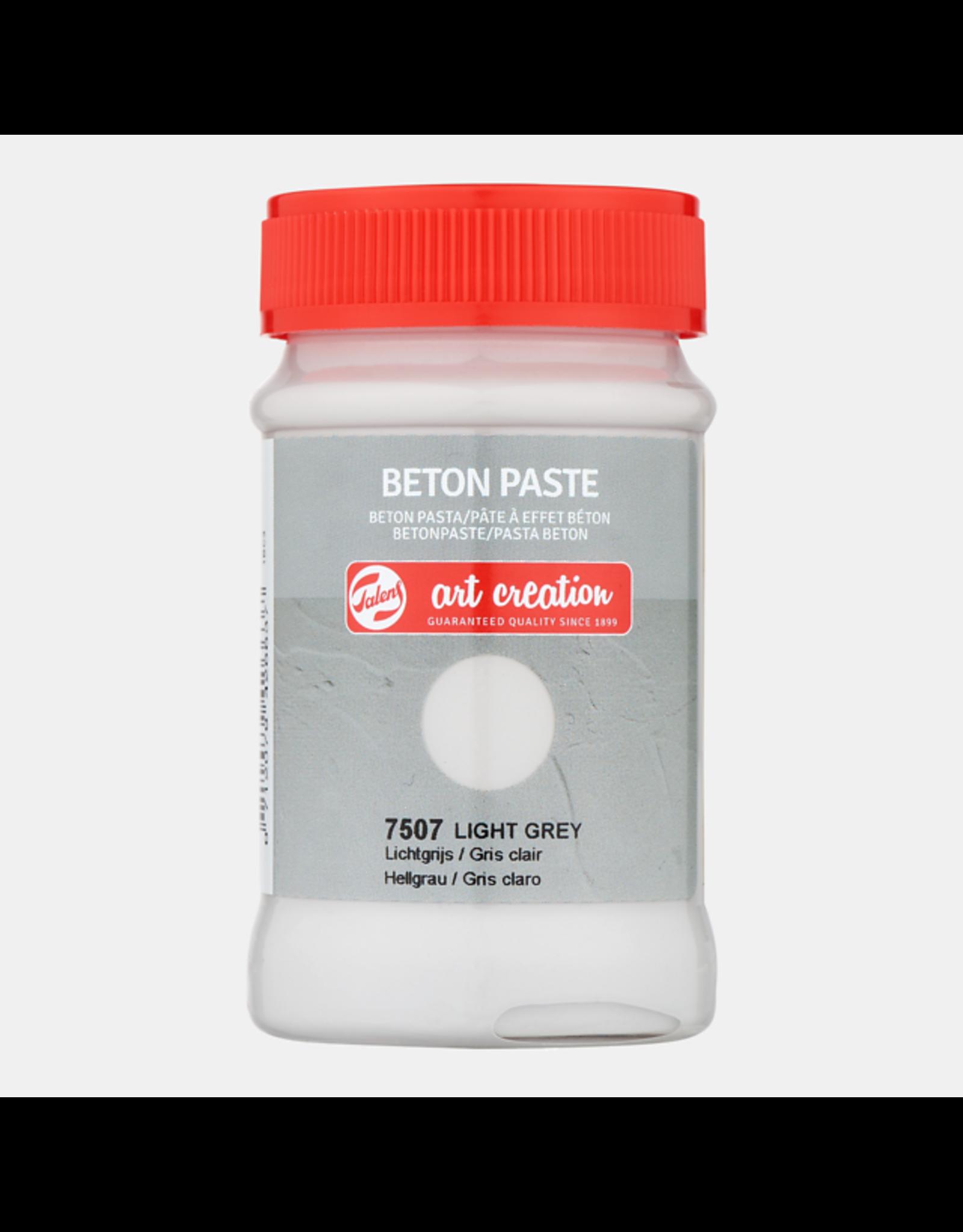 Art creation Lichtgrijs - Beton Paste - 100 ml