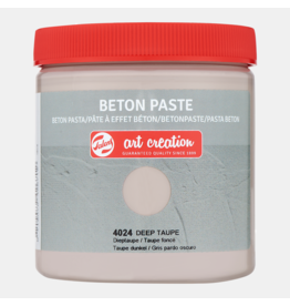 Art creation Dieptaupe - Beton Paste - 250 ml