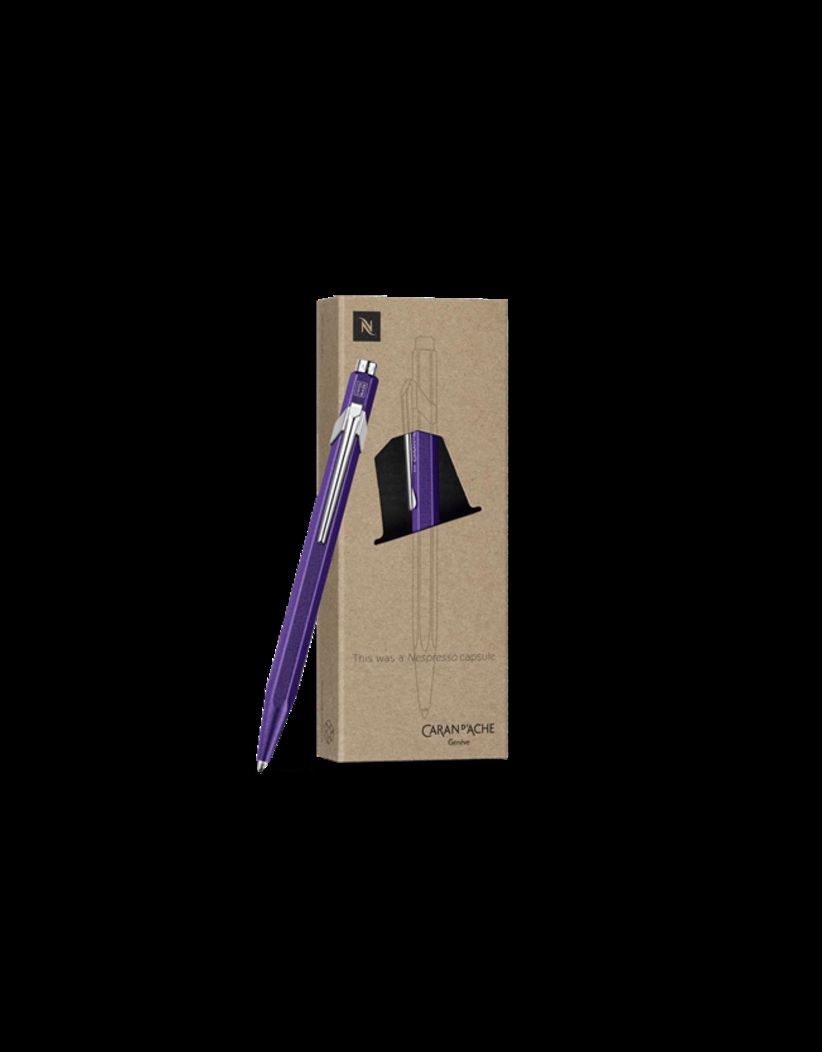 Caran d'Ache Nespresso balpoint 849 II - Limited edition