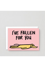 Fallen for you