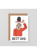 Wrap Best dad