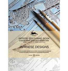 Kleurboek japanse design