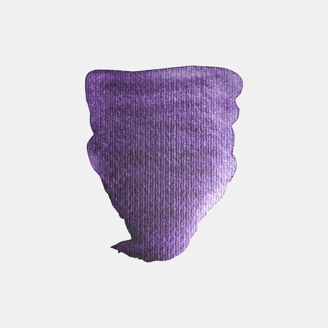 aquarel 1/2 sprankel violet