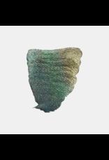 aquarel 1/2 kameleon blauw/groen/goud