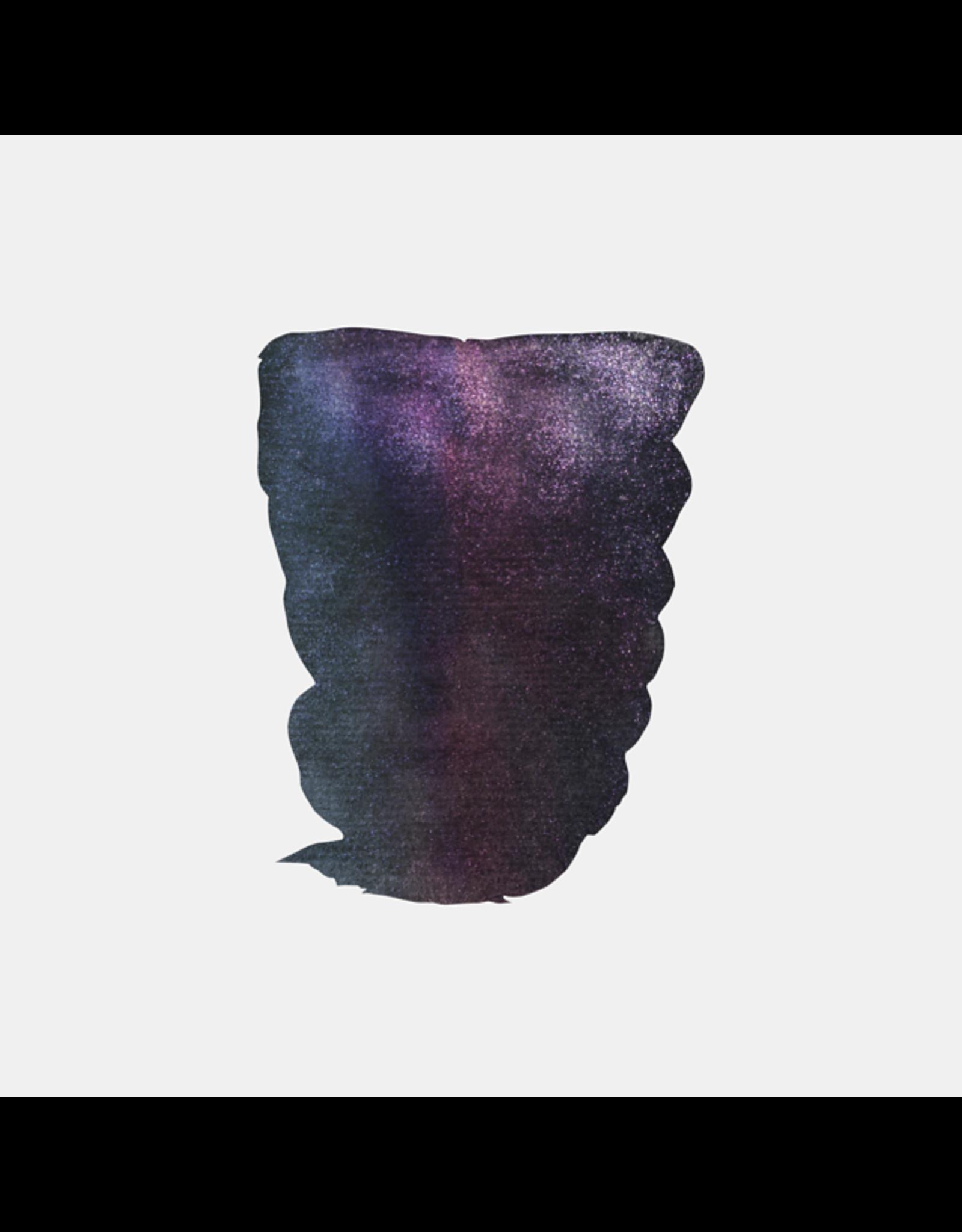 aquarel 1/2 kameleon Goud/rood/violet