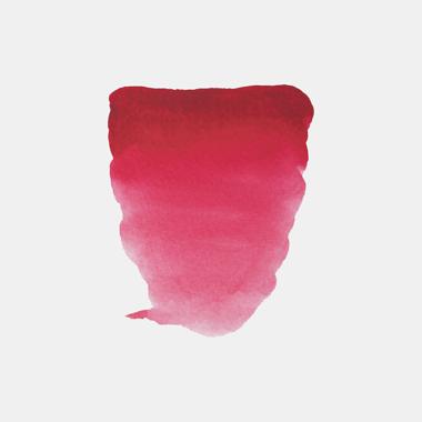 Rembrandt Rembrandt aquarel 1/2 napje quinacridone roze rood