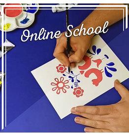 Zwart Online school