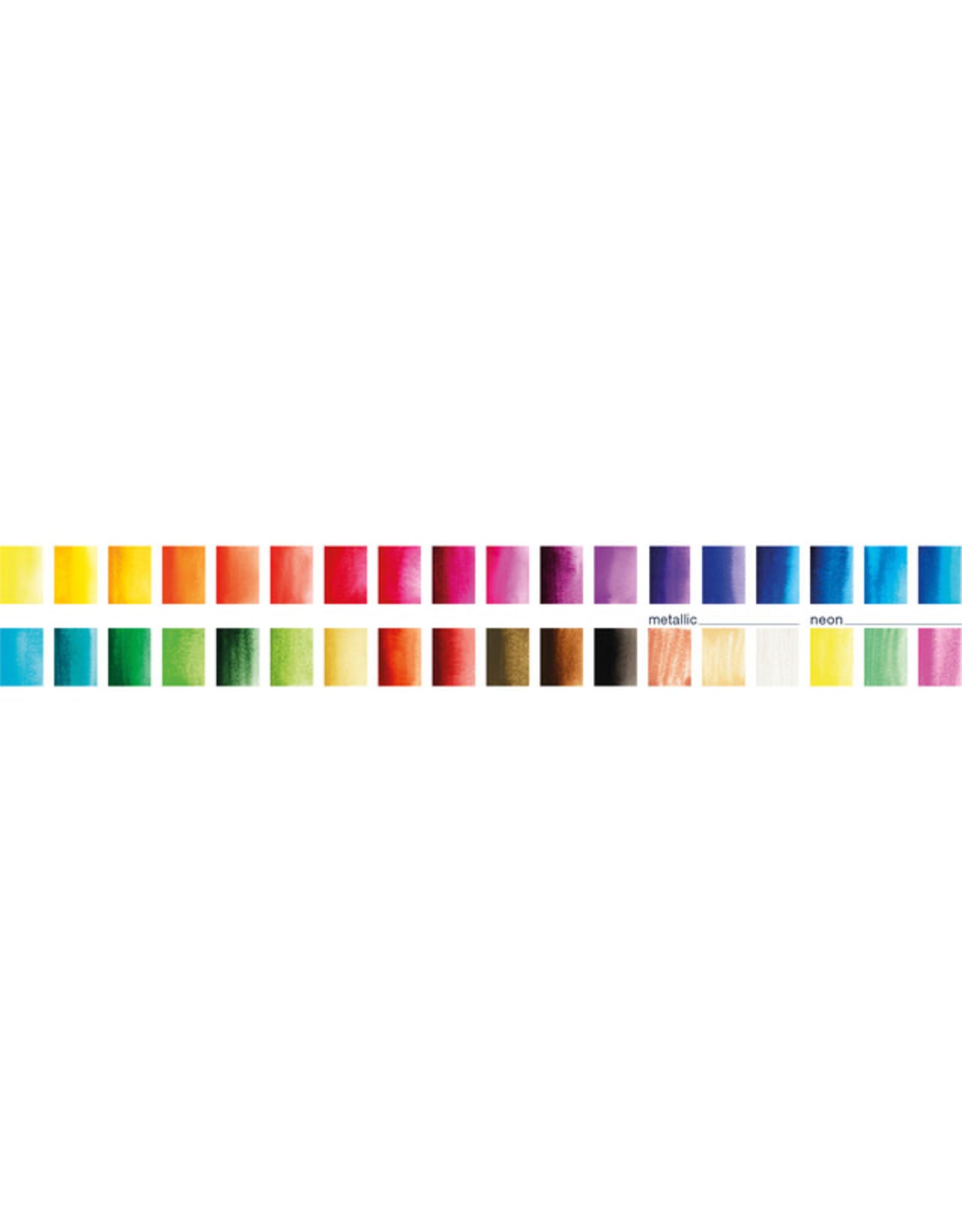Faber Castell Aquareldoos 36 kleuren Faber Castell