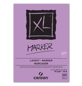 canson Xl album marker A4