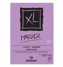 canson Xl album marker A3