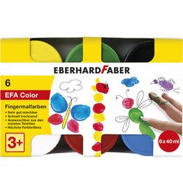 eberhardfaber Vingerverf 6x40ml