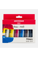 Primaire set 6x20ml