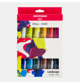 Amsterdam Landscape set 12x20ml