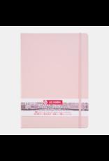 Sketch book pastel pink A4