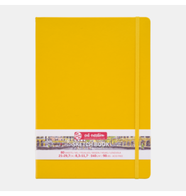 Sketch book golden yellowA4