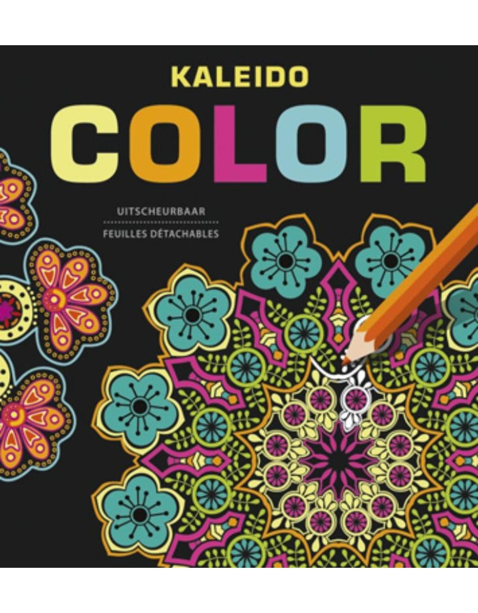 Deltas Kaleido kleurboek