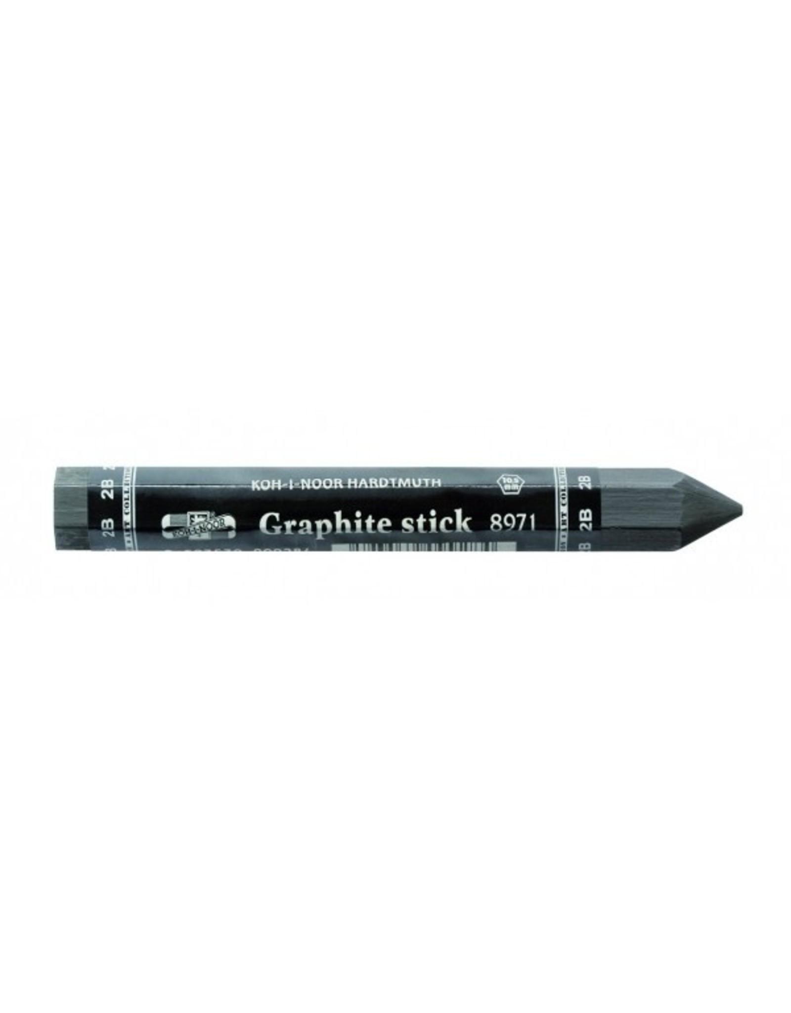 Koh-I-Noor Grafiet stick 2B