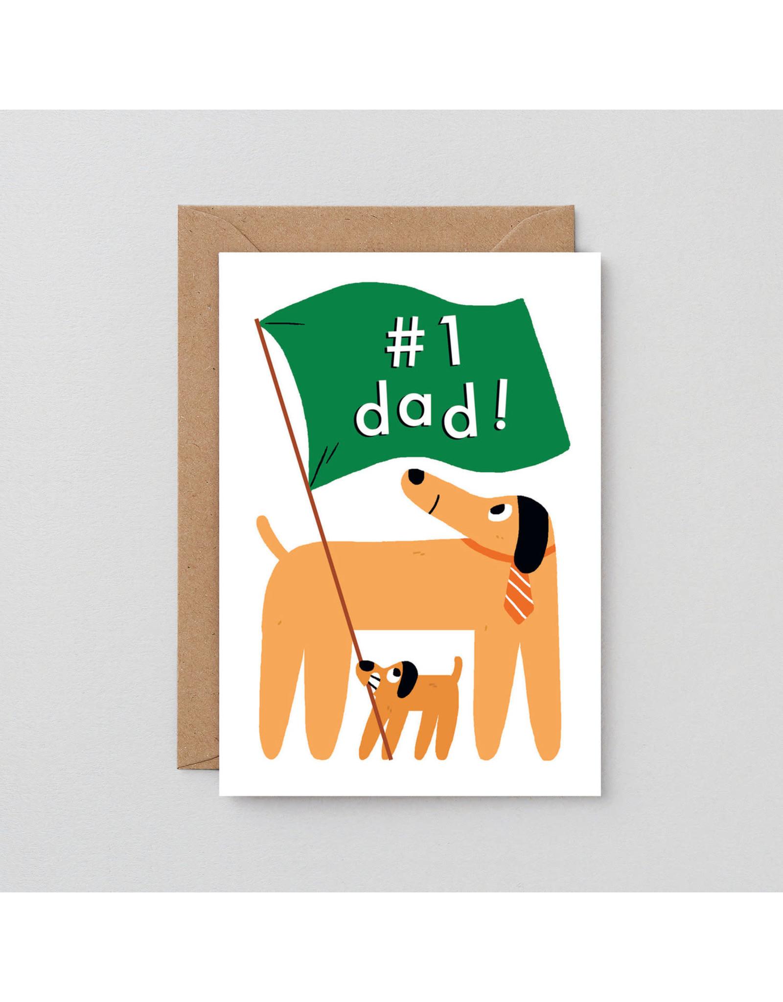 Wrap #1 dad