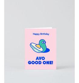 Avo good one