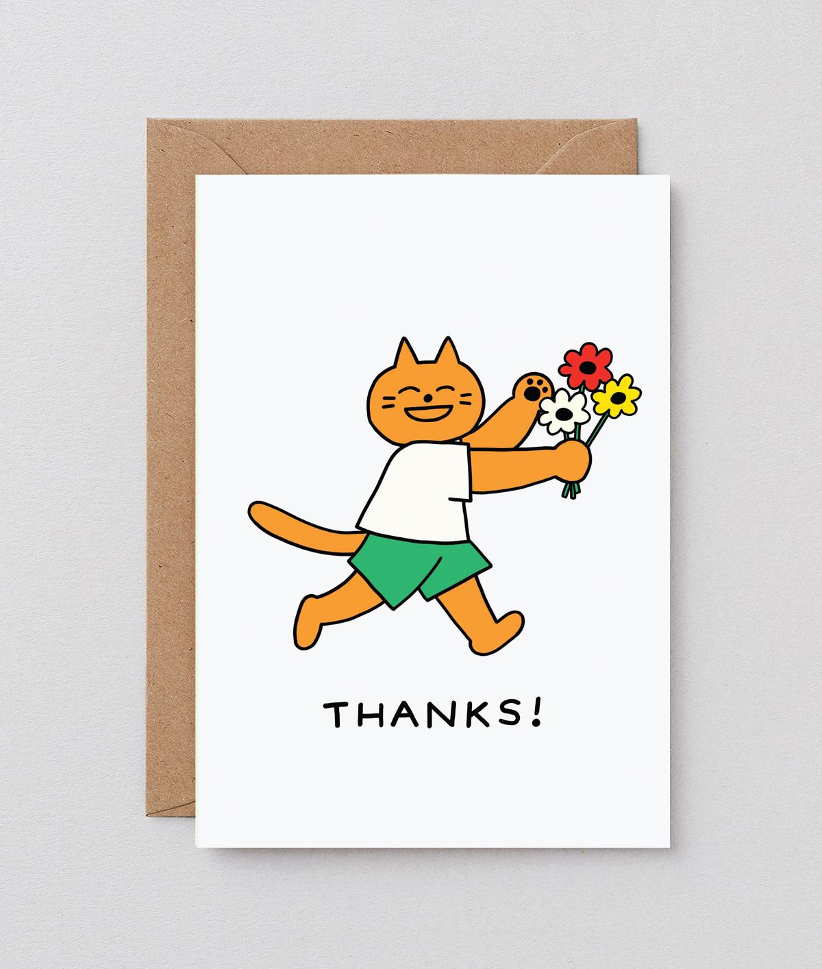 Thanks cat