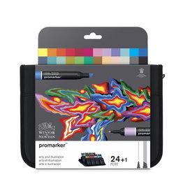 Promarker arts and illustration