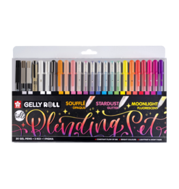 Gelly roll holle 24