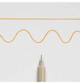 Pigma micron oranje 05