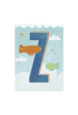 Monimari Letter Z