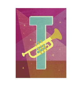 Monimari Letter T