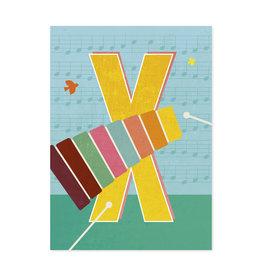 Monimari Letter X