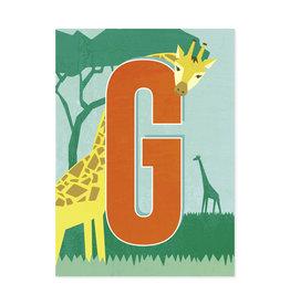 Monimari Letter G